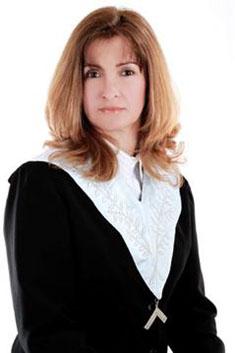 Fig. 66 - Irmã Márcia Regina Molleri, Ven Mestre da Loja Magister no. 7 no período de 2012 a 2013. Fonte: GLUSC
