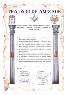 Gran Oriente Simbolico Femenino de La Republica Argentina