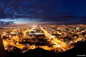 Fig. 80 - Cidade de Chapecó Foto - Robson Covatti